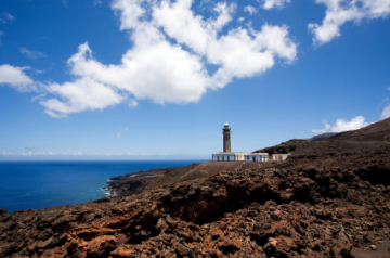 Leuchtturm auf El Hierro: der Faro de Orchilla