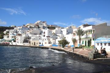 Im Fischerdorf Las Playitas auf Fuerteventura