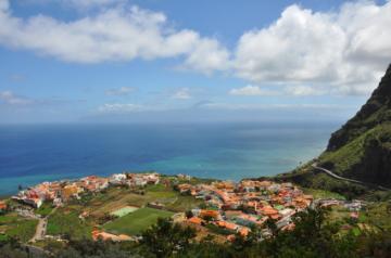 San Sebastian auf La Gomera