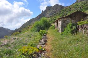 Wandern in traumhafter Natur in den Bergen von La Gomera