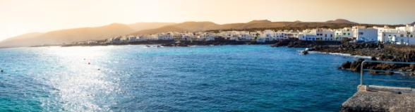 Fischerdorf auf Lanzarote